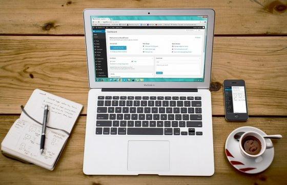 Personal academic website