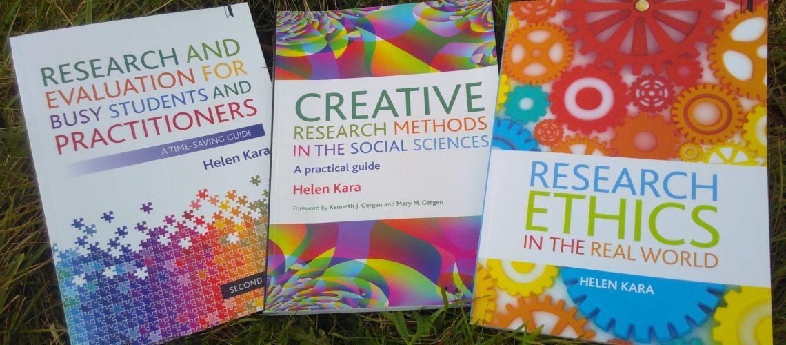 Helen Kara books